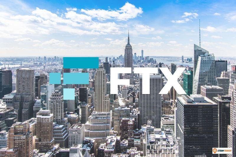 FTX LOGO 示意圖