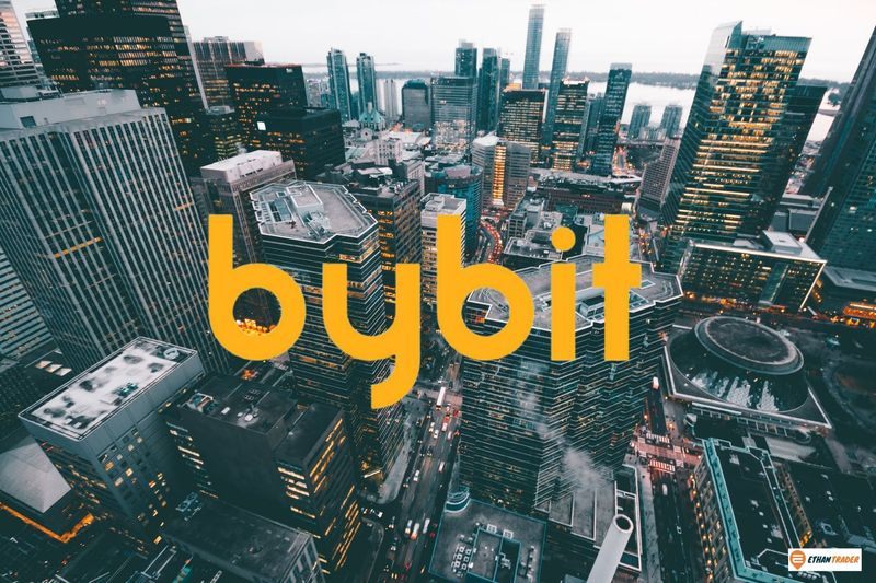bybit logo 示意圖